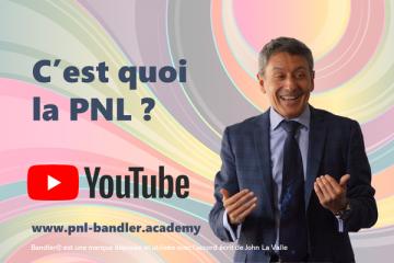 Définition de la PNL, avec Frank Bleines, formateur PNL certifié Richard Bandler