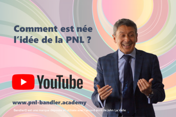 Comment est née la PNL, origines, avec Frank Bleines, formateur PNL certifié Richard Bandler