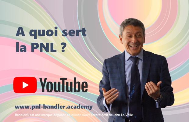 A quoi sert la PNL, par Frank Bleines, formateur PNL certifié Richard Bandler