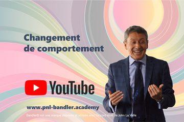 Dans cette vidéo, le protocole du changement de comportement est utilisé pour permettre au sujet de lâcher prise