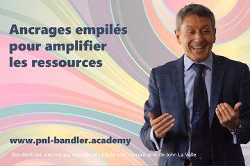 Formation PNL et hypnose : les ancrages empilés pour amplifier les ressources.